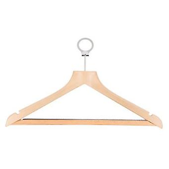 Hotel Wooden Security Hanger  44cm from Caraselle