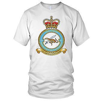 RAF Royal Air Force 51 Regiment skvadron Kids T skjorte