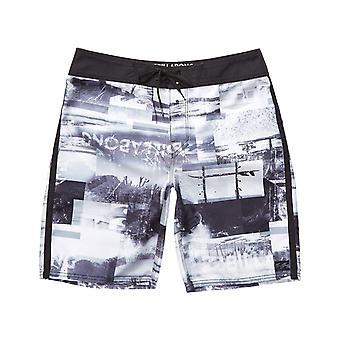 Billabong Horizon Mid Length Board Shorts in Black