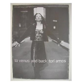 Tori Amos To Venus & Back Poster