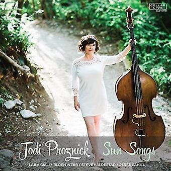 Proznick*Jodi - Sun Songs [CD] USA import