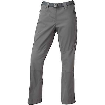 Montane Women's Terra Ridge Pant Regular Leg - Mercury/Zanskar Blue