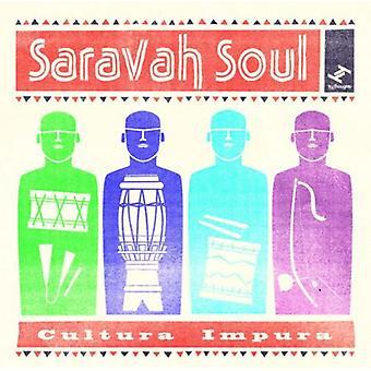 Saravah Soul - Cultura Impura [CD] USA import