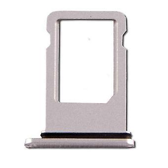 حامل بطاقة SIM لابل أي فون 8-الفضة