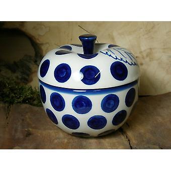 Bratapfel, Ø 12 cm, 12 cm hoch, Tradition 28 polonaise poterie - BSN 6498