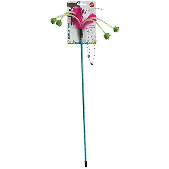 Agrobiothers Wand Arlequin Cat Toy (Cats , Toys , Teaser Wands)