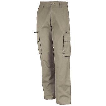 Kariban Mens Heavy Canvas Work Trousers