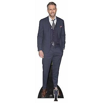 Ryan Reynolds Casual Style Lifesize Cardboard Cutout / Standee / Standup