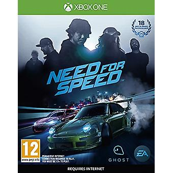 Need For Speed (Xbox One) - Nouveau