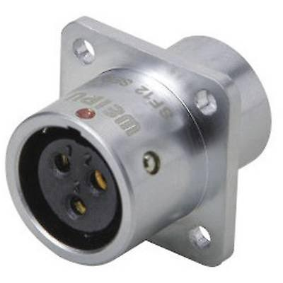 Weipu SF1213/S9 Bullet connector Connector, straight Series (connectors): SF12 Total number of pins: 9 1 pc(s)