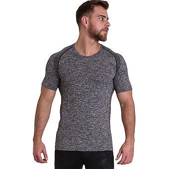 Outdoor Look Mens Arrochar T Shirt Wicking koele droge Gym Top