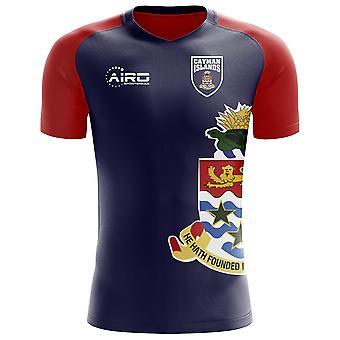 2018 - 2019 Islas Caimán concepto casa camiseta