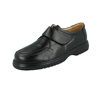Mens Roamers Sean Leather sapato Formal M460A
