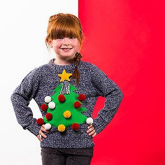Christmas Shop Childrens/Kids 3D Christmas Jumper