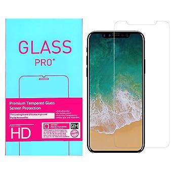 2-Pack gehärtetes Glas iPhone 11 Pro/X/Xs Bildschirmschutz Retail 2i1