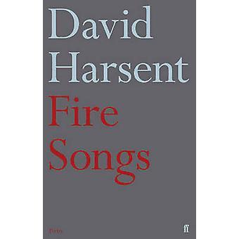 Canzoni (Main) di David Harsent - 9780571316083 libro del fuoco