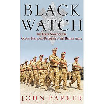 Czarny zegarek - wewnątrz historii najstarszych Highland pułku w