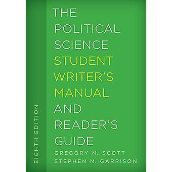 Statskundskab studerende Writer's Manual og Reader's Guide af G