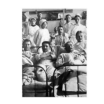 普通の英雄 - Sa によって第一次世界大戦でのボランティアの話