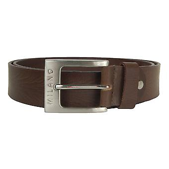 38mm Milano Leather Belt