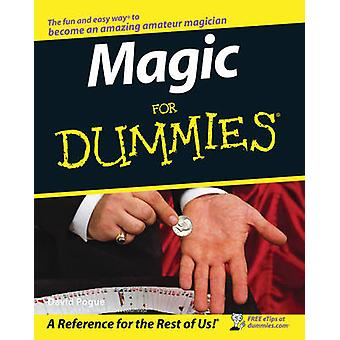 Magic For Dummies by David Pogue - 9780764551017 Book