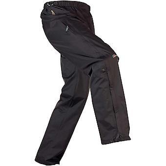 ベルクハウス デッキ ズボン定期的に脚 - ブラック