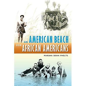 Una spiaggia americana per gli afro-americani