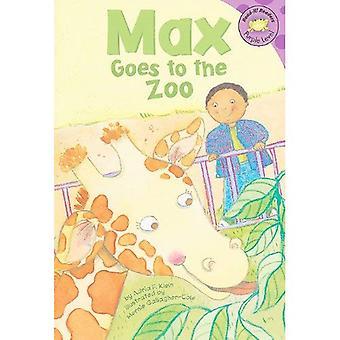 Max va allo Zoo (Read-It! i lettori: la vita di livello Max viola)