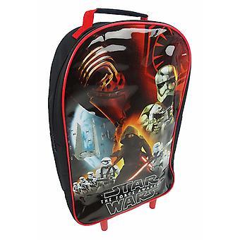 3in1 Star Wars Episodio 7 La Fuerza Despierta maleta Trolley 41x28x11cm