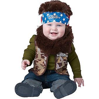 Willie puku lapsille ankka-dynastian