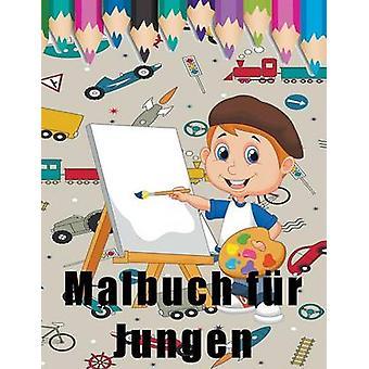 Malbuch fr Jungen by Enterprises & Mojo