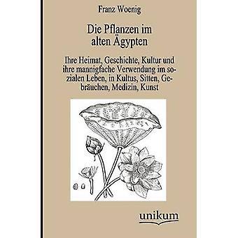 Die Pflanzen im alten gypten by Woenig & Franz