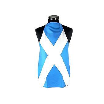 Union Jack indossare grembiule cotone Saltaire Scozia