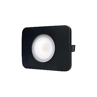Integral - LED Floodlight 50W 3000K 4500lm Matt Black - ILFLC128