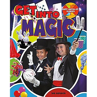 Get Into Magic by Vic Kovacs - 9780778734055 Book