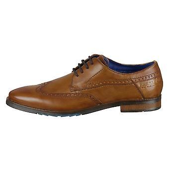 Bugatti Libero 3125390241006300 universal todo ano sapatos masculinos