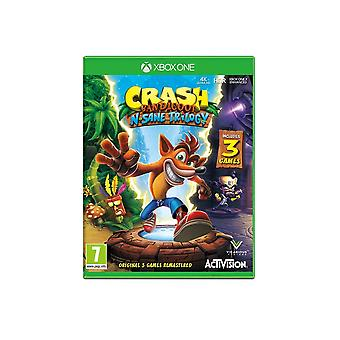 Crash Bandicoot Trilogy N.Sane Xbox One