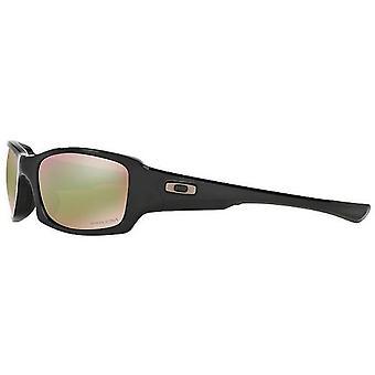 Oakley Fives kvadratisk polerad polerad mens solglasögon - OO9238-923818