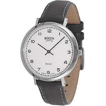 Boccia Titanium 3590-04 Miesten Watch