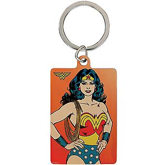 DC Comics Wonder Woman Metal Keyring