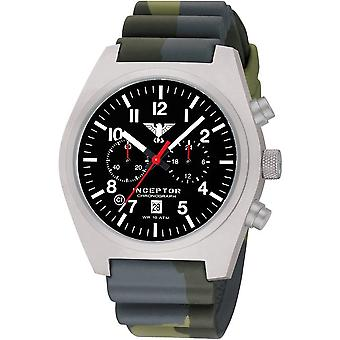KHS Men's Watch KHS. INCSC. DC3 Chronographs