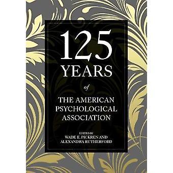 125 عاماً في جمعية علم النفس الأمريكية بوأد هاء بكر