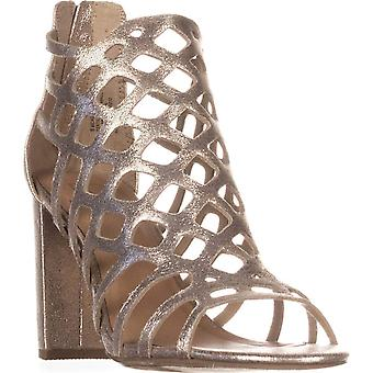 Material Girl Womens cadence Open Toe Casual Ankle Strap Sandals