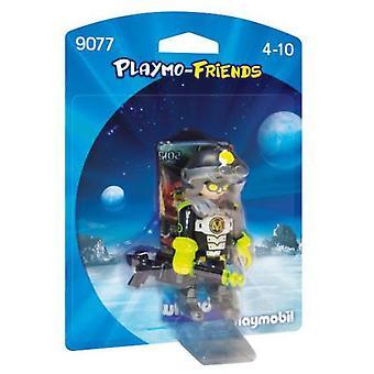 Playmobil Mega Masters Spy 9077