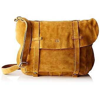 Mila Louise Bernie Croute Safran - Donna Jaune shoulder bags (Safran) 18x23x29 cm (W x H L)