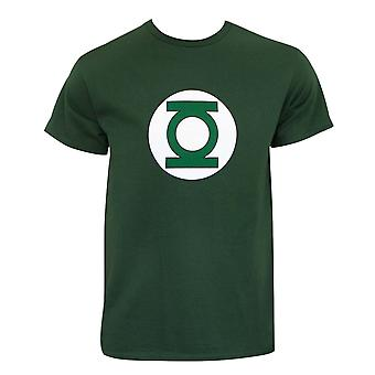 Green Lantern Logo Tee Shirt