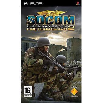 SOCOM Fire Team Bravo 2 (PSP) - New