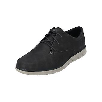 Timberland BRADSTREET PT OXFORD STEEPLE GREY Men's Lace-Up Shoes Grey NEW