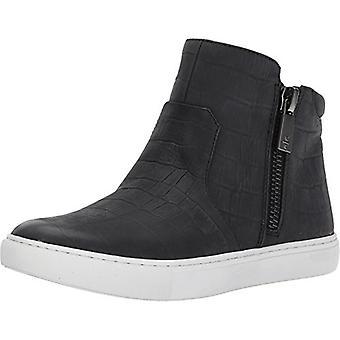 Kenneth Cole New York Women's Kiera High Top Double Zip Fashion Sneaker-Embos...