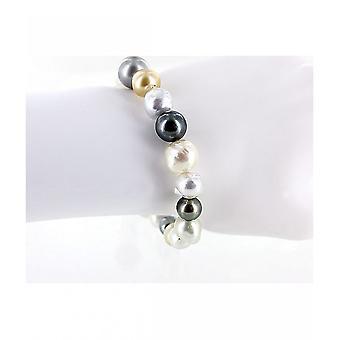 Luna-Pearls-armband-pärlband Tahiti-Zuchtperle 8-12 mm 2040565